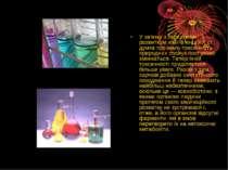 У зв'язку з бурхливим розвитком хімії в кінці XX ст. думка про малу токсичніс...