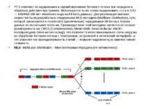 PCS отвечает за кодирование и скремблирование битового потока при передаче и ...