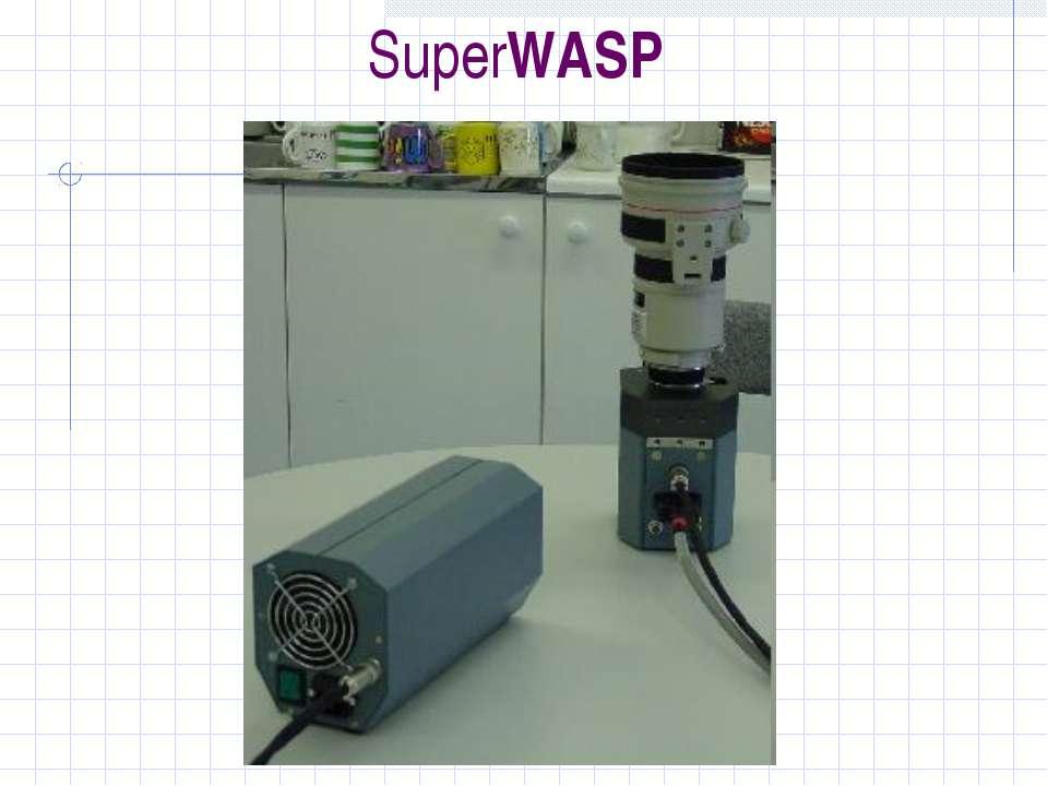 SuperWASP