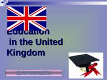 Education in the United Kingdom