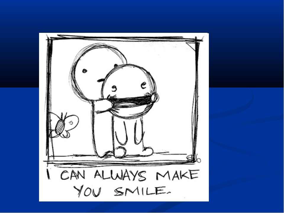 Картинка благодаря тебе я улыбаюсь