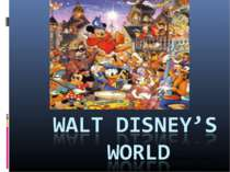 Walt Disney's World