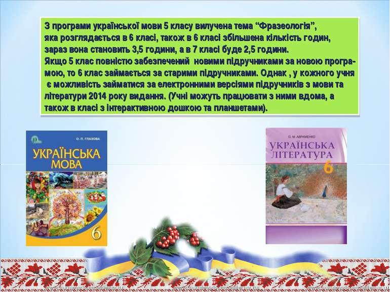 """З програми української мови 5 класу вилучена тема """"Фразеологія"""", яка розгляда..."""