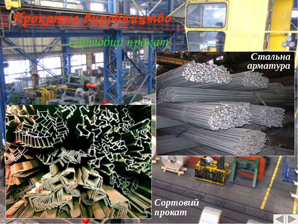Металургійні райони України – центри чорної металургії – центри переробної ме...
