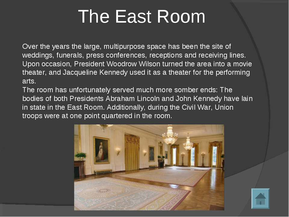 Over the years the large, multipurpose space has been the site of weddings, f...