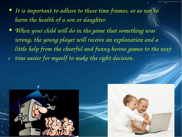 It is important to adhere to these time frames, so as not to harm the health ...