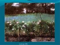 Landscape 1886