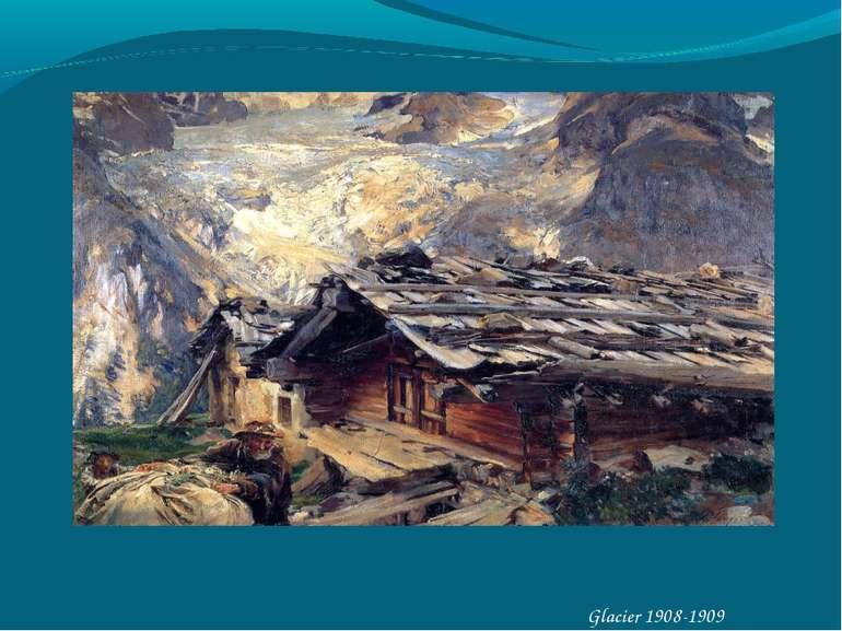 Glacier 1908-1909