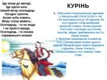 Військово-територіальна одиниця у Запорозькій Січі в 16-18 ст. На Січі налічу...