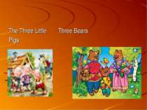 The Three Little Three Bears Pigs