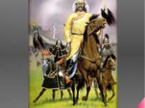 Монгольська навала на українські землі Робота Чабанюка Віталія