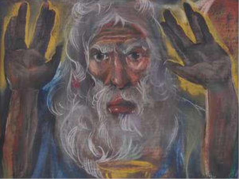 Це ж про нас, про наш народ i Украïну вiщує великий пророк. Вiн ставить перед...