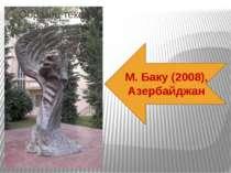 М. Баку (2008), Азербайджан