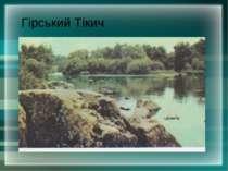 Гірський Тікич
