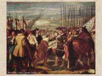 Веласкес. Сдача Бреды (1635)