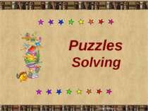 Puzzles Solving