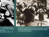 Кілька тіл в'язнів у концентраційному таборі Маутхаузен-Гузен, Австрія. В'язн...
