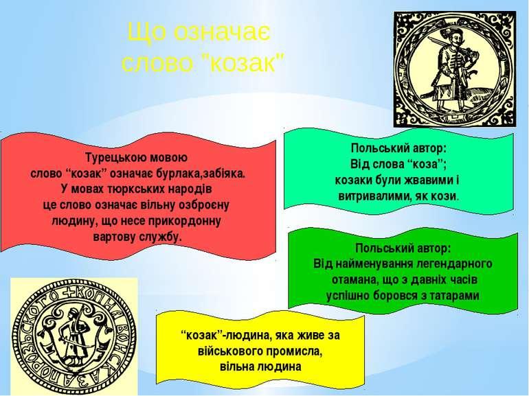 """Польський автор: Від слова """"коза""""; козаки були жвавими і витривалими, як кози..."""