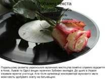 Подальшому розвитку українського музичного мистецтва помітно сприяло відкритт...