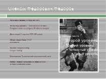 Олексій Федорович Федоров Дата народження 30 березня 1901 Місце народження с....