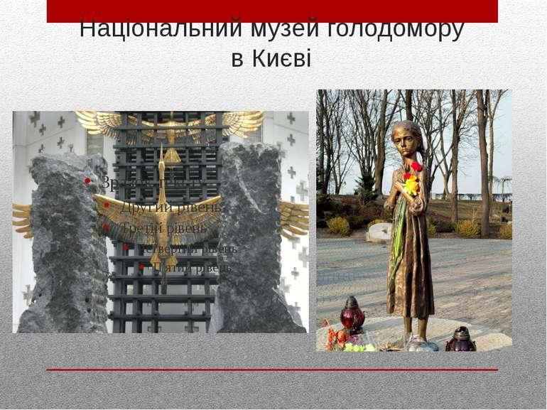 Національний музей голодомору в Києві