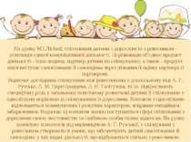 На думку М.І.Лісіної, спілкування дитини з дорослим та з ровесником - різнови...