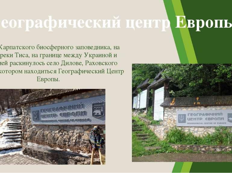 Вблизи Карпатского биосферного заповедника, на берегу реки Тиса, на границе м...