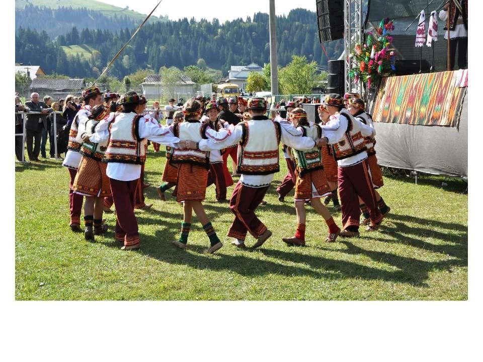 Гуцьльські танці