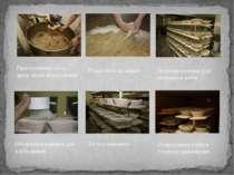 Приготування тіста, зразу після замішування Поділ тіста на порції Порожні кош...