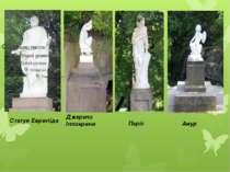 Статуя Еврипіда Джерело Іппокрени Паріс Амур