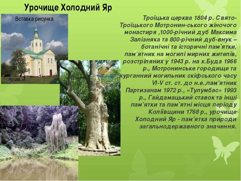 Троїцька церква 1804 р. Свято-Троїцького Мотронин-ського жіночого монастиря ,...