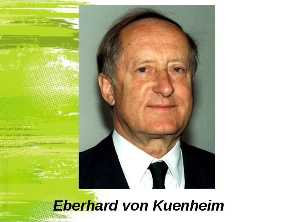 Eberhard von Kuenheim