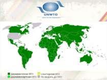 Держави-члени ВТО Держави-партнери ВТО Спостерігачі ВТО Не входять до ВТО