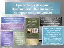 Трагікомедія Феофана Прокоповича «Володимир», як зразок шкільної драми Трагіо...