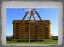 The Basket Building – штат Огайо, США