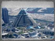 Raffles Dubai in Wafi city – Дубай, ОАЕ