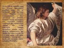 Після 1560 на передній план все більше виступають релігійні теми. На це вплин...