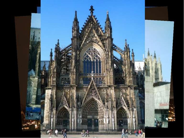 Собор заложили в конце лета 1248 года. Кельн тогда позиционировался как самый...