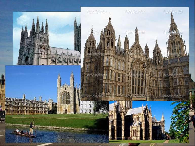 Готика Великої Британії