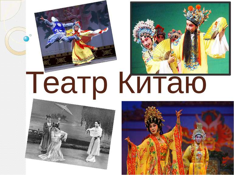 Театр Китаю