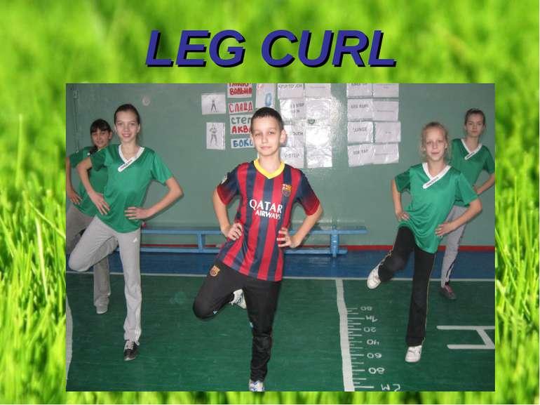 LEG CURL
