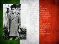 Народився29 вересня1936вМілані. Його батько, Луїджі, був банківським служ...