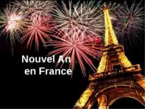Nouvel An en France