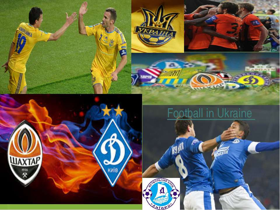 Football in Ukraine