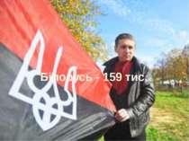 Білорусь - 159 тис.