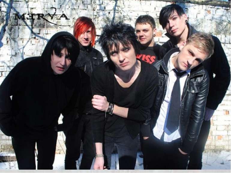 Мерва створений 30 жовтня 2004 року в м. Рівне фолк-метал та фолк-рок гурт Св...