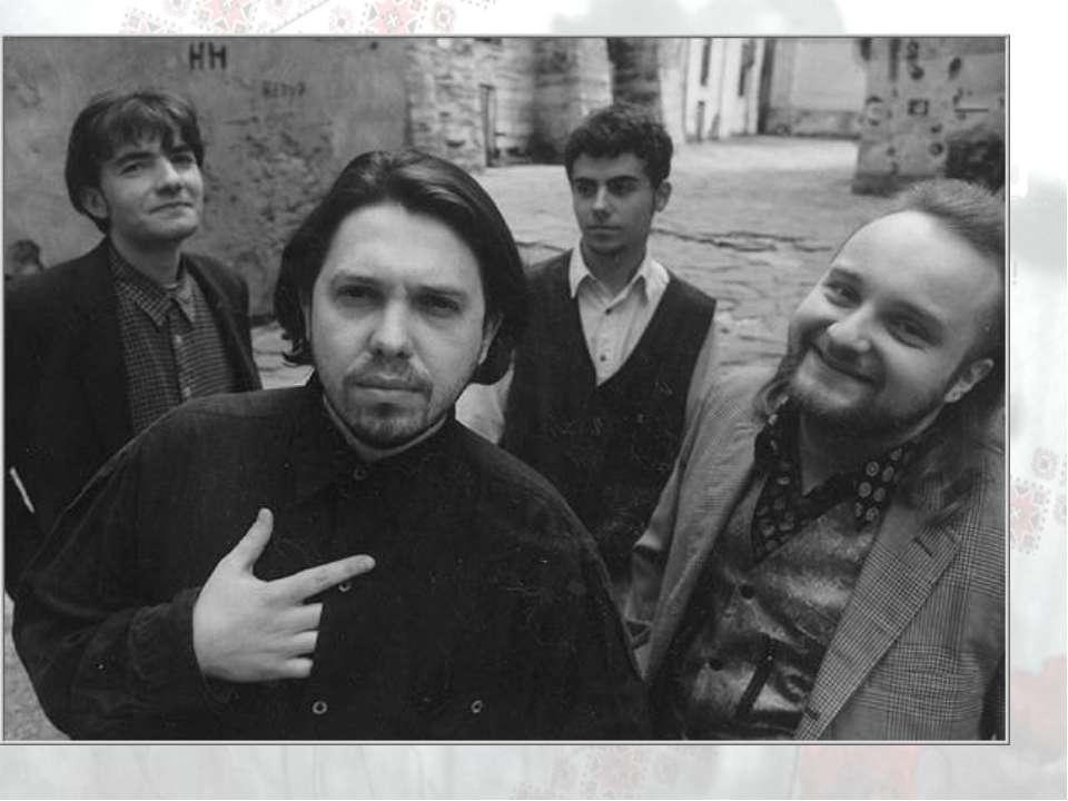 Плач Єремії заснований 1990-го року у Львові концептуальний рок-гурт засновни...