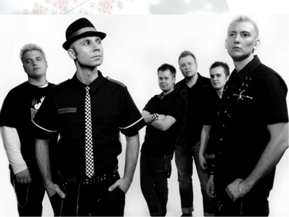 Mad Heads заснований у Києві в грудні 1991. в 2004 перетворився на ска панк г...