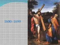 1600–1699