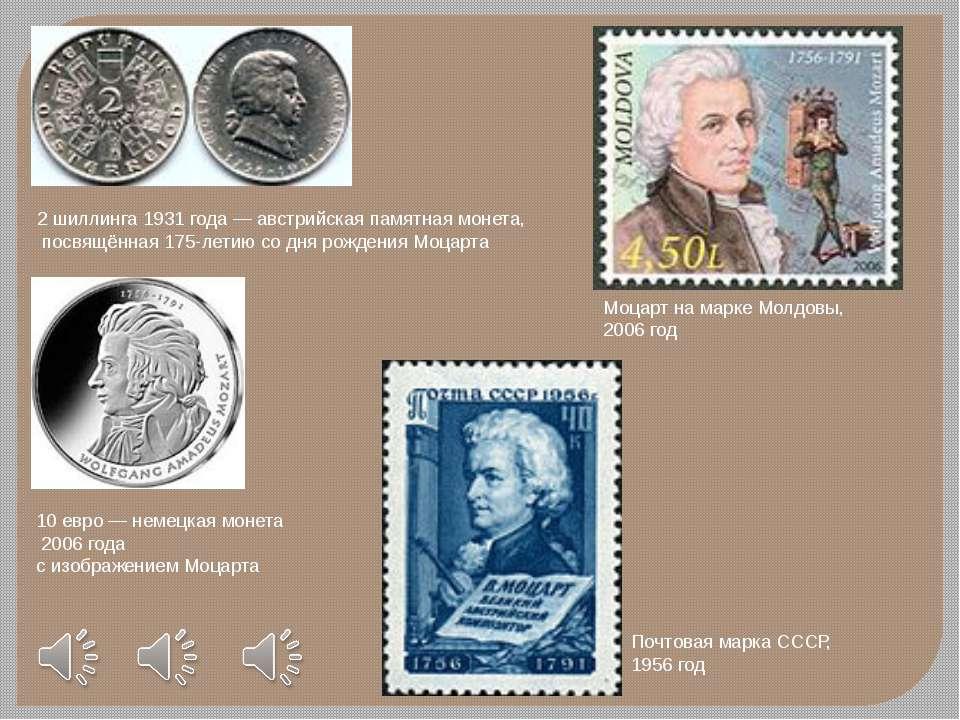 2 шиллинга 1931 года — австрийская памятная монета, посвящённая 175-летию со ...